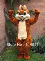 CHIPMUNK, SQUIRREL Mascot Costume Halloween gift costume characters sex dress hot sale