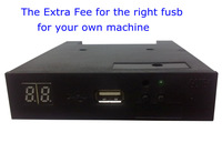 The Extra Fee=the Value of the Right Goods for Your Machine- the Value You Had Paid in Order