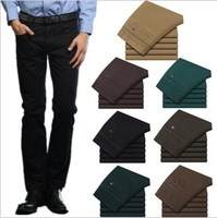 Super Hot 2014 Spring And Summer Of Thin Pants Korean Men's Casual Pants Straight Trousers Leisure Pant Wholesale 10 Colors S065