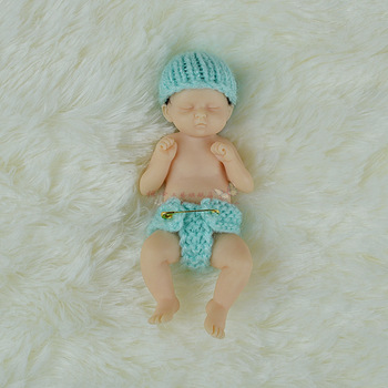 handmade simulation Thumb baby boy doll wedding gift