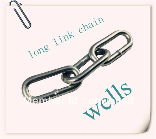Welded structure(Q235 raw material )steel link chain(China (Mainland))