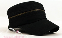 Summer hats for men flat hat cap han edition spring tide female amphibious duck tongue shade outdoor cap