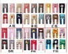 Wholesale 12PCS/lot BUSHA Toddler Boys Girls Baby Legging Tights Leg Warmer Socks Pants PP Pants(China (Mainland))