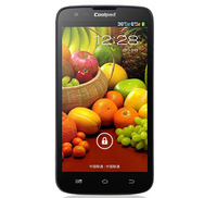 Original Coolpad max 7295 Quad-core 1.2GHz 5inch IPS HD screen Android Unlocked cell phones DHL free shipping