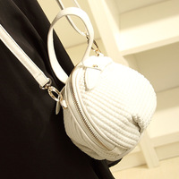 2013 vintage shell small bag fashion women's portable messenger bag handbag bag