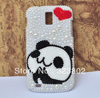 Pand Pearl Hard Case Cover For Samsung GALAXY S II or 2 T-Mobile T989 Sprint D710 Epic 4G Touch