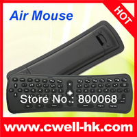 Air Mouse T6 low price 2.4GHz Wireless Keyboard Radio Transceiver