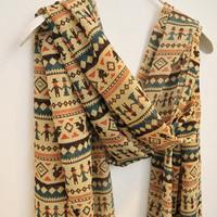 2012 bohemia hand in hand cartoon lilliputian autumn and winter velvet chiffon scarf silk scarf