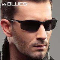 Male male aluminum sunglasses magnesium polarized sunglasses mirror driver driving mirror sun glasses