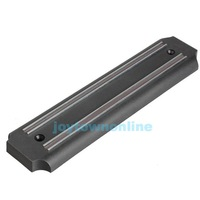 Strong Magnetic Knife Tool Rest Shelf for Kitchen Pub Bar Counter BlackJT1O #1JT