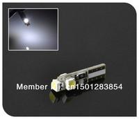 T5 74 3-3528SMD DASHBOARD LED CAR Auto Signal LIGHT WHITE 50pcs/lot free shipping