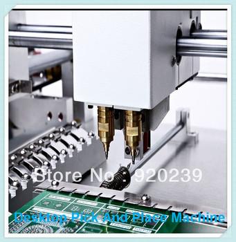 Reel Pick Place, Surface Mount System, Desk Pick and Place Machine SMT, 0402, TM220A
