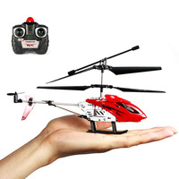 Newest Mini 2 Channel I/R RC Remote Control Helicopter Kids Toy Gifts Red free shipping &wholesale