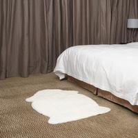 The face home white child carpet