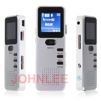 Multifunctional Rechargeable Real 4GB Stereo Digital Audio Voice Recorder Dictaphone