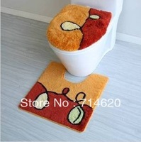 Toilet bathroom suite thermal toilet set -- toilet cover