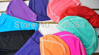 New products for 2013 Wholesale - free shipping  high range Lycra swimming cloth Pure color Swim cap