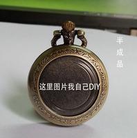 Vintage Fashion  Medium  DIY Pocket Watch Wholesale Pendant