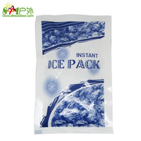 Disposable ice bags outdoor cooler bag emergency first aid ice pack