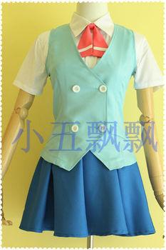 Acchi Acchi Kocchi Cosplay Miniwa Tsumiki ropa verano