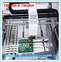 Desktop Pick and Place maskin, SMT, 0402, TM220A