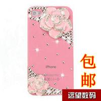 free shipping For nokia    for NOKIA   x7 610 camelias phone case rhinestone 710 3050lumia920n820 shell protective case