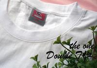 Blank t-shirt 200 100% cotton t-shirt short-sleeve shirt printing class service
