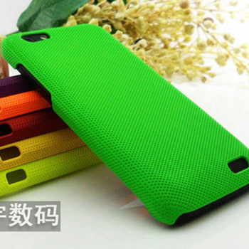 New Fashion dream hard mesh case cover for HTC ONE V  free shipping