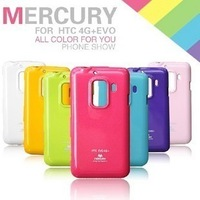FREE SHIPPING For htc   evo x515e 4g mobile phone case protective case silica gel set shell phone case