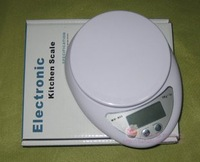 Mini electronic scales household electronic scales kitchen scale 5 - 1