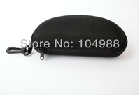 Best Quality Low Price Normal Sunglasses Carrying Case Black Sunglasses Cases Wholesale 40pcs