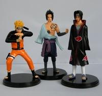 New Japan Anime Naruto big figure 3pcs G3