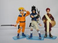 New Japan Anime Naruto big figures 3pcs G4