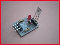 Laser sensor module, a laser receiver module, the non-modulated laser receiver module