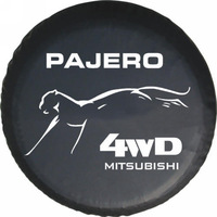 "16inch 2013 Spare Wheel Tire Soft Cover 16"" fit for  NEW MITSUBISHI PAJERO BRAND NEW MI-24 HIGH QUALITY ITEMS"
