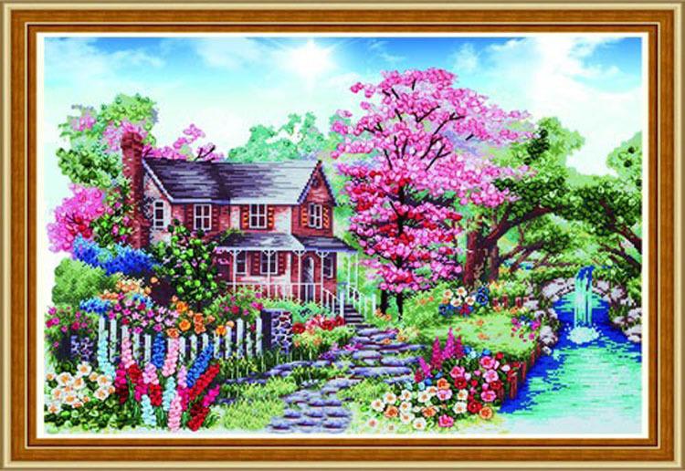 Romantische kunst schilderijen promotie winkel voor promoties romantische kunst schilderijen op - Naakt in haar woonkamer ...