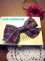 Korean style Hand made bowknot butterfly hairpins barrettes hair ornaments accessories for hair accessory women girls