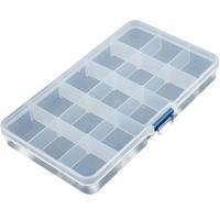 15 grid plastic Transparent jewel case box I K5BO
