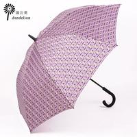 Leopard print princess umbrella long-handled umbrella large umbrella sun protection umbrella
