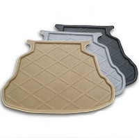 Car trunk mat MAZDA 2 MAZDA 3 cx-7 pad
