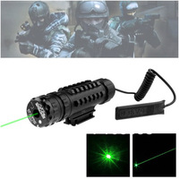 Super Bright! Real 100mw Green Laser Light! 100mw 200mw 532nm Green DOT Laser Sight & 20mm Mount 202C free shipping