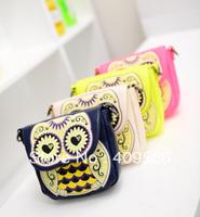 Маленькая сумочка Candy color small cross-body bag black women's handbag personality hat designer bag Flying Bear