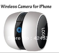 Free Shipping NEW Wireless portable GOOGO WiFi Camera for Apple iOS and Android Mobile Phone / Tablet PC