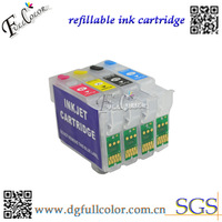 Refillable ink cartridge T200 T200XL for XP-100 XP100 XP-200 XP200 XP-300 XP300 XP-400 XP400 WF-2520/WF-2530/WF-2540 printer