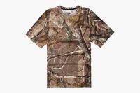 Remington bionic camouflage hunting fishing quick-drying short-sleeved T-shirt birding free shipping