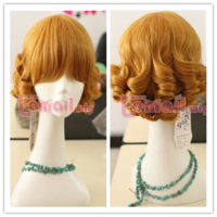 Cos wig cosplay wig lolita high temperature wire wig