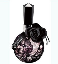 * Rock 'n Roll Couture * Model Rose Petals * 1 PAGE Perfume PRINT AD(China (Mainland))