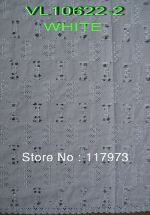 2013 hot selling white african swiss voile lace fabric supplier(China (Mainland))