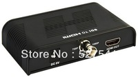 FREE SHIPPING1PCS, High Quality SDI to HDMI Converter SDI or HD-SDI to HDMI For Driving HDMI Monitor