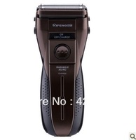 Free shipping on the peak of new RF-6620 reciprocating rechargeable waterproof double cutter electric shaver